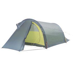 Kevyt kahden hengen teltta vaellukselle.